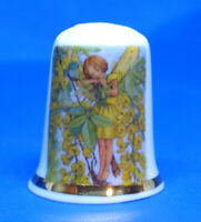 Birchcroft Porcelain China Thimble Diana a Princess Remembered Free Box