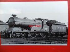PHOTO  LNER LOCO 5112 ROBINSON CLASS D9 (GCR CLASSES 11B 11C & 11D) 4-4-0 LOCOMO