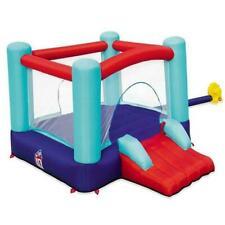 Bestway Constant Air Spring N' Slide Park Bouncy Castle