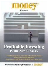 Profitable Investing in the New Century by The Editors of Money Magazine; Feinb