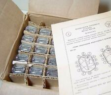 IN-15A IN-15 A Nixie Tubes NEW Lot of 50 RUSSIAN
