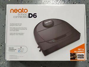 NEW Sealed Neato Robotics Botvac D6 Robotic Vacuum Cleaner