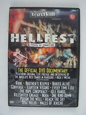 Hellfest Official DVD Documentary Syracuse NY Summer 2000
