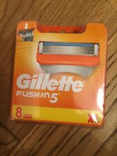 Gillette Fusion 5 XL 8 Pack Replacement Razor Blades