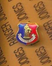 RTA Thailand Army Infantry School Branch uniform award crest badge