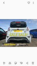 FORD FIESTA ST montune DIFFUSORE Pinne/Fiesta ST 200 mk7 DIFFUSORE PINNE mk7 montune