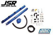 96-98 Mustang GT BBK High Flow Billet Aluminum Fuel Rail Kit