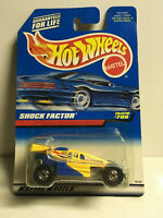 1997 Hot Wheels Collector #700 SHOCK FACTOR NIP