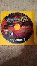 Mega Man X8 (Sony PlayStation 2, 2004) Game Disc Only Tested