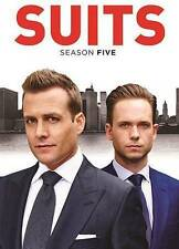 Suits: Season 5 New DVD! Ships Fast! FREE SHIPPING