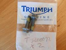 Triumph, T3200092, Bolts x 2, RHHF M8 x 30, Trophy Sprint Street triple