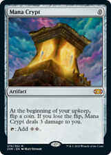 Mana Crypt x1 Magic the Gathering 1x Double Masters mtg card