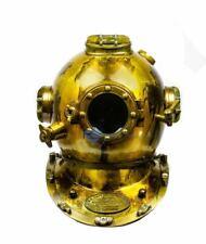 Antique Nautical Scuba Diving Helmet  Maritime Ship's Decorative Helmets Gift