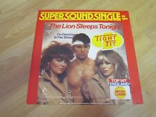 """12"""" Tight Fit - The lion sleeps tonight - I´m dancing in the street"""