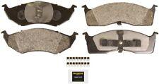 Disc Brake Pad Set-Total Solution Semi-Metallic Brake Pads Front Monroe DX591