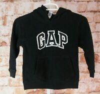 Gap Black Fleece Hoodie Size s 6-7