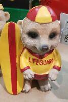 Meerkat 12 Cm aussie lifeguard Costume By Mirabella Home And Garden Decoration