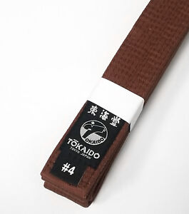Tokaido Martial Arts, Judo, Karate, TKD, BJJ Brown Belt