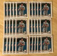(x30 Lot) Patrick Bailey 2020 Bowman Draft #146 (1st Bowman) SF Giants (RC)