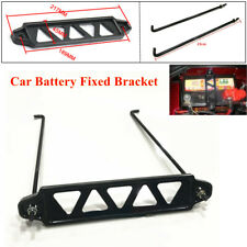 Aluminum Alloy Car Battery Fixed Bracket Retaining Clamp Holding Bolt Tie Buckle