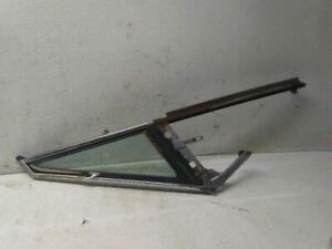Drivers Front Vent Glass for 65-68 Cadillac Deville 2 Door