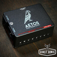Walrus Audio Aetos Clean Power Supply  8 output