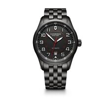 *BRAND NEW* Victorinox Swiss Army Men's Airboss Mechanical Black Watch 241740