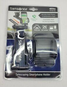 Samsonite Telescoping Car Smartphone Holder Mount SA5257 New Fits all Sizes