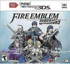 Fire Emblem Warriors (New Nintendo 3DS, 2017)Boxed & Sealed Fast Free Ship 🇺🇸
