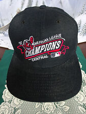 1997 Cleveland Indians Central Division Champions Cap