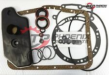 A4LD TRANSMISSION External Gasket & Seal Rebuild Kit & Filter 1985-1995 4WD only