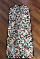 Floral Zipped Garment Bag GLORIA RAE Accessories 50