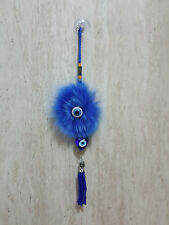 Evil(Turkish) Eye Protection Good Luck Eye Charm for Home - Car Mirror Hanging