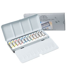 Winsor & Newton Artist Watercolour 12 Tube Lightweight Set. Artists Paint Set.