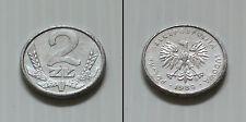 D660 Polonia 1989, 2 zl - Poland