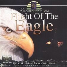 FREE US SH (int'l sh=$0-$3) NEW CD Relaxing With Nature: Flight Of The Eagle
