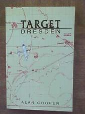 Target Dresden - World War II WW II book by Alan Cooper