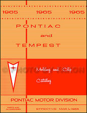 Car & Truck Parts Catalogs for Pontiac for sale | eBay