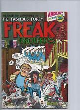 freak brothers hi grade underground comic