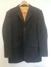 John Lewis Brown Suit Jacket Size 38 R <J7159