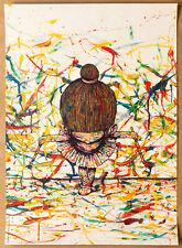Poster DRAN Danseuse Street Art Edition limitée