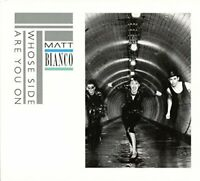 MATT BIANCO - Whose Side Are You On Deluxe 2CD Edition (Jewel Case) [CD]