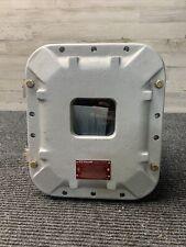 Nos Hubbell Killark Quantum Enclosure Exb 8106 N34 Nema