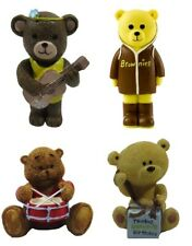 Rainbows Rainbow Brownies Figures Resin Ornaments Assorted Styles Girl Guiding