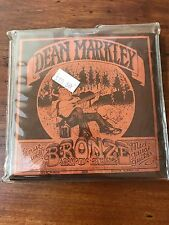 DEAN MARKLEY Guitar Strings Acoustic Bronze Medium #131726 #2006 NOS