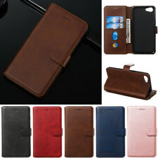 Classic Wallet Flip Leather Case Cover For OPPO A52 A5 A9 2020 Realme C2 5 Reno2