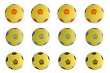 voetballen-Softbal Voetbalprint NEW