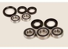 1996-2005 Suzuki DR650SE 650 Front and Rear Wheel Bearings and Seals