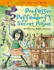A Korky Paul picture book: Professor Puffendorf's secret potions by Robin