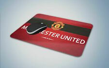 Manchester United mouse mat pad non slip novelty gift gaming pc mufc football